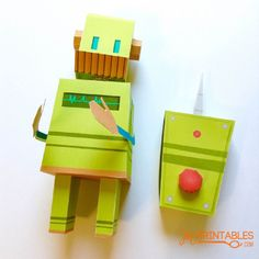3D JW Translator Bot Toy