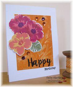 Cinnamon Sally Designs: Fabulous Flowers!