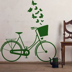 Vintage wall stickers - Google Search