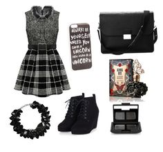 Cute style! by weaverkristy on Polyvore featuring polyvore, fashion, style, Aspinal of London, First People First, JFR, NARS Cosmetics, Anna Sui, women's clothing, women's fashion, women, female, woman, misses and juniors