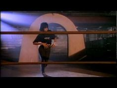Janet Jackson - The Pleasure Principle - One of her best videos! I can do some of these moves... Well probably just the whop :-D
