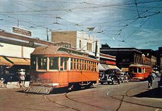 Streetcar of Port Arthur, Ontario Port Arthur, Bonde, Light Rail, Bay Area, Thunder, Ontario, Electric, Street View, Urban