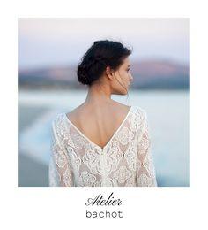 Crochet dress from @atelierbachot Lace dress
