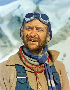 Krzysztof Wielicki (born 1950) Poland. First winter ascent Everest. 5th person to climb all eight-thousanders.