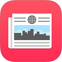 This maybe a little different, I chose a app that is built in to iOS That app is Apple News. If you don't already know I love Apple News. Every morning I read some of the million articles in Read Ios, Planting Potatoes, Chicken Caesar Salad, Apple Service, Doritos, Sous Vide, Peanut Butter Cookies, Pork Roast, Apple News