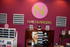 @Nails & Fingers
