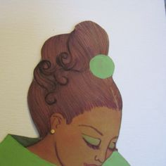 Paper Dolls copyright 2008 Teri Thomas