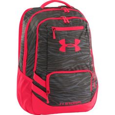 d672febb7fd8 UA Hustle Storm Backpack Under Armour Outfits