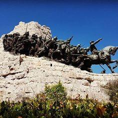 Monumento nazionale delle Marche #Castelfidardo