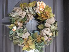 Handmade Wreath for Spring & Summer