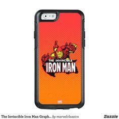 The Invincible Iron Man Graphic