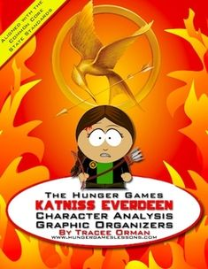 The Hunger Games Character Analysis aligned with the Common Core State Standards $