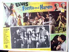 Fiesta en el Harem - Cd Mexico = Harum Scarum (1965) Elvis Presley