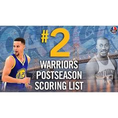 Steph Curry has just passed Wilt Chamberlain for 2nd-most Pts in Warriors postseason history. #Gam30ver #stephcurry #Dubnation