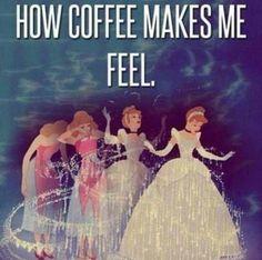Good morning - coffee meme