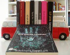 """""""Pinhan - Elif Şafak"""" Beyaz Kitaplık'ta http://beyazkitaplik.blogspot.com/2013/10/pinhan-elif-safak.html"""