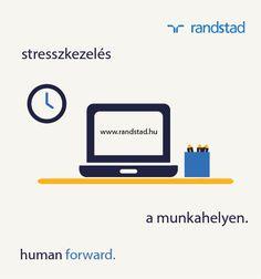 A cikk elolvasásához kattints a linkre!  #stress #nomore #tips #moreeffective #randstadhungary Tech Companies, Company Logo, Logos, Logo