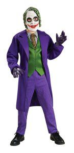 DC Comics The Dark Knight The Joker Boy Medium M 8-10 Costume Batman New NIP
