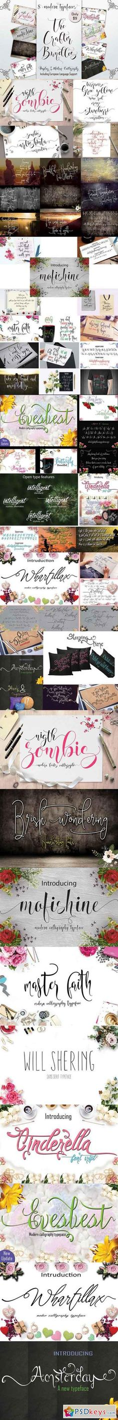 The Crafter Bundles 696630