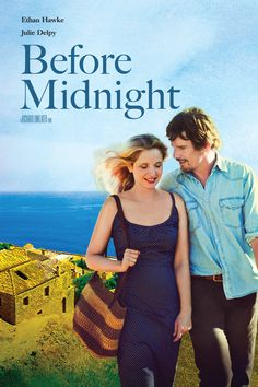 Before Midnight.  Now Available on Demand on #Fioptics.  Jesse and Celine first met in their twenties in BEFORE SUNRISE, reunited in their thirties in BEFORE SUNSET, and, now in BEFORE MIDNIGHT, they face the past, present and future. Stars Julie Delpy & Ethan Hawke. (CC)  © 2013 Talagane LLC. All Rights Reserved. @Cincinnati Bell #CincinnatiBell #CincinnatiBellFioptics #Fioptics #Movies