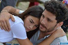 Demet Özdemir and Ali Yagci in Erkenci Kus Cherry Season, Early Bird, Turkish Actors, Seville, Marcel, Daydream, The Dreamers, Actors & Actresses, Beautiful Men