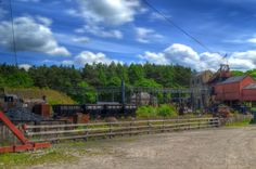Beamish Coal Mines HDR