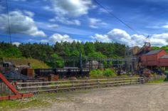 Beamish Coal Mines HDR