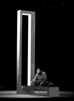 Light in frames of concrete | Tamás Mórocz