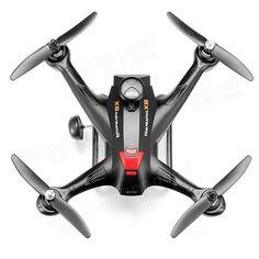 XIN LIN XINLIN X181 5.8G FPV 2MP HD Camera 5 Inch Monitor Similar Brushless Motor RC Quadcopter RTF Sale - Banggood.com