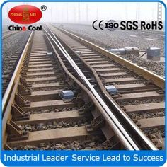 chinacoal03 2016 high quality China coal coal mining rail turnout for sale Crossover Track Switch many times, is called narrow gauge rail line, mine crossing the line switch Narrow Gauge Crossover Track Switch is our country coal system USES special railway switch, is narrow track rail lines connecting the basic equipment. Crossing the line switch in mine construction and production of plays an important role, this kind of rail laying convenient, quickly, has the strict manufacture…