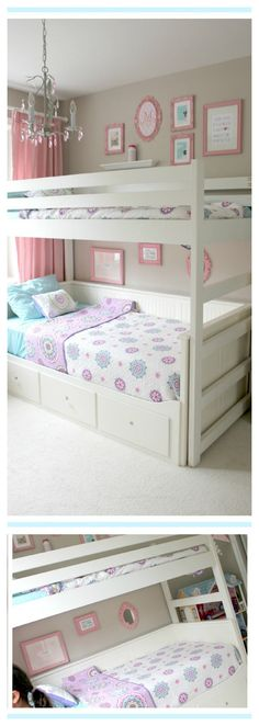 Ana White | Camp Loft bed - modified - DIY Projects
