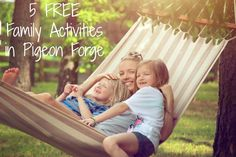 If you're the parent of a school-aged child, chances are that you're currently counting down until Spring Break. And if you're reading this blog, chances are that you're considering spending at least part of the break here in Pigeon Forge!  You'll find tons of family-friend activities in the Smoky Mountains, many at no cost! Here are 5 FREE things you can do with your family in Pigeon Forge this spring.