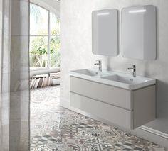 Colección ESTRÓMBOLI de SCS Una familia de lavabos inspirados en la ligereza, síntesis de elegancia, funcionalidad e innovación. #lavabos #design #inardi
