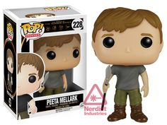 Exclusive: Funko Enters THE HUNGER GAMES with New Pop! Figures   Nerdist
