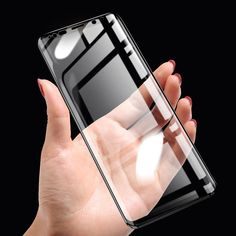 GBP - For Samsung Galaxy Curved Full Screen Tempered Glass Protective Film Samsung Galaxy S9, Galaxy S8, Samsung Accessories, Glass Film, Stained Glass Art, Tempered Glass Screen Protector, Gadgets, Iphone, Diamond
