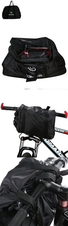 Bicycle Transport Cases and Bags 177835: Roswheel Soft Bike Transport Travel Bag Transitote Bicycle Carrying Case Nylon -> BUY IT NOW ONLY: $68.91 on eBay!