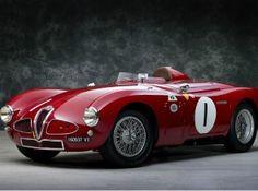 1953 Alfa Romeo 6C 3000PR