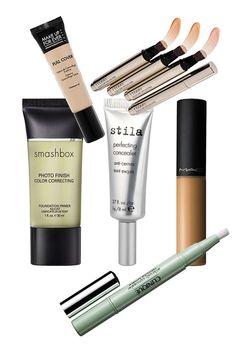 Makeup Solutions: Choosing a Concealer