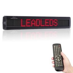 20 Best Led Programmable Message Board images in 2018
