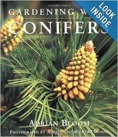 Gardening with Conifers: Adrian Bloom, Richard Bloom: 9781552096338: Amazon.com: Books
