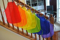 Rainbow Art Party Birthday Party Ideas | Photo 15 of 37 | Catch My Party