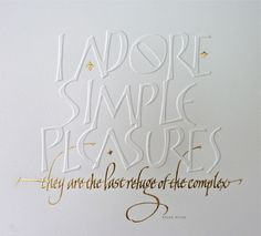 Blind embossed and gold lettering by Marlene Gray (UK)