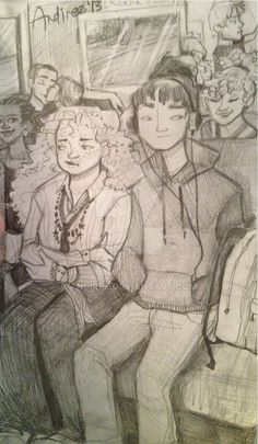 The School Bus by andiree on DeviantArt
