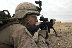 U.S. Marine Corps Lance Cpl. Richard Munoz provides security during an operation in Qul'ah Zer in Afghanistan's Helmand province, Dec. 20, 2013. Munoz is a rifleman assigned to India Company, 3rd Battalion, 7th Marine Regiment. The purpose of the operation was to disrupt enemy activity in the area.