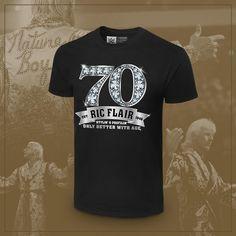 Ric Flair, Wwe, Boys, Mens Tops, T Shirt, Fashion, Baby Boys, Supreme T Shirt, Moda