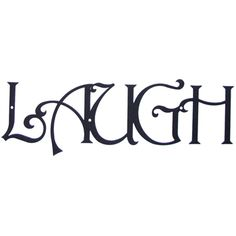 Wrought Iron Wall Art Featuring Laugh Design - A Uniquely Inspired Life Wrought Iron Wall Decor, Metal Wall Decor, Metal Wall Art, Wall Art Decor, Love Wall Art, Family Wall, Custom Metal, Metal Walls, Black Metal