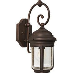 """Amherst Collection 16 3/4"""" High Outdoor Lamp - #04482   LampsPlus.com"""