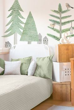 These Wall Decals Will Totally Transform Your Kids' Room (and They're Temporary!)