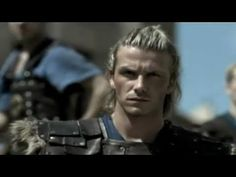 Pepsi pits a band of soda thieving brigands against David Beckham and Francesco Tottis band of wanna be Brad Pitt from Troy local heroes.
