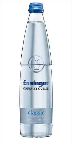 Ensinger Water Bottle by Porsche Design